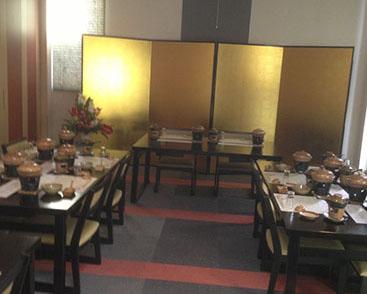 完全個室 テーブル席